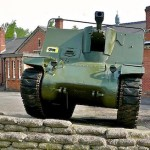 aldershot military museum tank